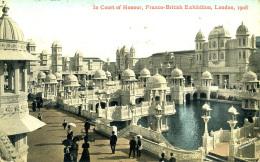 EXHIBITION - 1908 FRANCO BRITISH - IN COURT OF HONOUR Ex34 - Exhibitions
