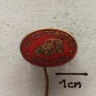 Badge (Pin) ZN002385 - Automobile (Car) Auto-Tractor Romania - Pins