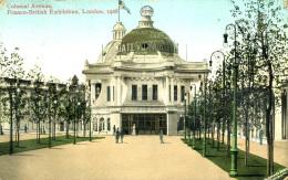 EXHIBITION - 1908 FRANCO BRITISH - COLONNIAL AVENUE Ex37 - Exhibitions