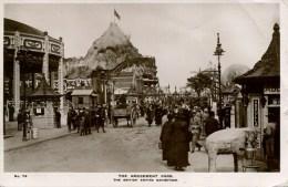 EXHIBITION - 1924/5 EMPIRE - THE AMUSEMENT PARK RP Ex44 - Exhibitions