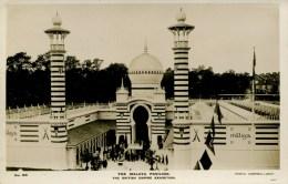 EXHIBITION - 1924/5 EMPIRE - THE MALAYA PAVILION RP Ex49 - Exhibitions