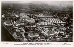EXHIBITION - 1924/5 EMPIRE - WONDERFUL PANORAMIC VIEW RP Ex54 - Exhibitions