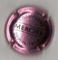 Capsule Champagne Mercier Rose - Mercier