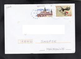 LETTER / MACEDONIA  ** - France