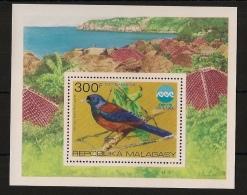 Madagascar - Bloc Feuillet N°Yv. 8 - Oiseaux - Neuf Luxe ** - MNH - Postfrisch - Sparrows