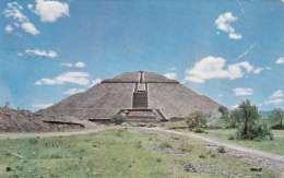 MEXICO 1972 - 2.00 $ Sondermarke Auf Ak SAN JUAN Teotihuacàn - Mexiko