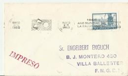 =ARGENTINA CV 1960 - Argentinien
