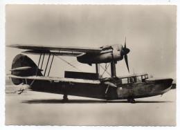 """Avion De Guerre- Le Biplan Amphibie""""SEA OTTER"""",cpsm 15 X 10 N° 10  éd G.P  Diffusé Par Photo-Presse-Libération..à Saisir - Avions"""