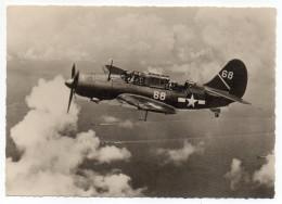 """Avion De Guerre-Le """"HELLDIVER"""" Cpsm 15 X 10 N°19 éd G.P Diffusé Par Photo-Presse-Libération..à Saisir - Avions"""