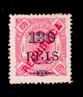 ! ! Zambezia - 1914 King Carlos OVP 130 R Local Republica - Af. 75 - NGAI - Zambèze