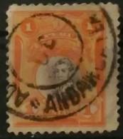 PERÚ 1918 -1922 Personajes. USADO - USED. - Peru