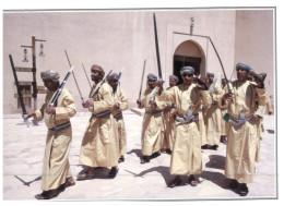 (656) Oman - Traditional Dancers - Danze