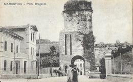 Marostica - Porta Breganze - Uff. Revis. Stampa - Carte Non Circulée - Vicenza