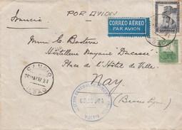 87031 - BILBAO - 1931-50 Cartas