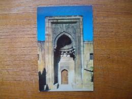 Azerbaïjan , Baky , Baku , Portail Du Mosolé Du Palace De Shïrvan Shähs - Azerbaïjan