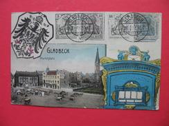 Gladbeck.Marktplatz.POSTBRIEFKASTEN - Gladbeck