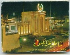 TRIPOLI  LIBYA VINTAGE 20 VIEWS BOOKLET - Libya