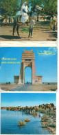 LIBYA VINTAGE 15 VIEWS BOOKLET - Libya