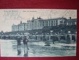 GERMANY / BORKUM / 1909 - Borkum