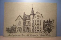 """BAARLE-HERTOG-NASSAU   ---HOTEL """"T  KASTEELTJE """"  --  ( H . VAN  HESS ) - Baarle-Hertog"""