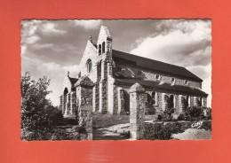 CPSM Photo..dépt 22..PLEUMEUR BODOU - ILE GRANDE :  L' Eglise  : Voir Les 2 Scans - Pleumeur-Bodou