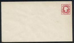 A4146) AD Helgoland Umschlag Mi.U1 Ungebraucht Unused