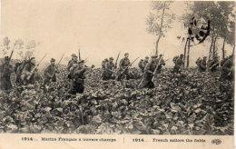 Marine Française A Travers Champ    (89406) - War 1914-18