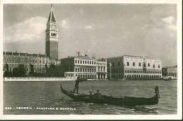 Venezia - Panorame E Gondola - Venezia