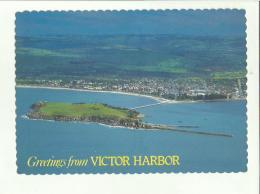 132414 GREETINGS FROM VICTOR HARBOR - Victor Harbor