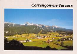 CORRENCON EN VERCORS Alt 1110 M Vue Generale 8(scan Recto-verso) MA759 - France