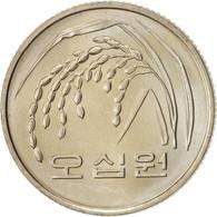 KOREA-SOUTH, 50 Won, 1983, Copper-Nickel-Zinc, KM:34 - Korea, South