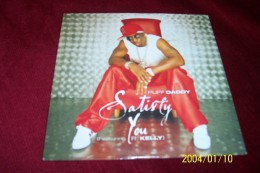 PUFF DADDY  ° SATISTY  YOU °°  SINGLE  2 TITRES - Rap & Hip Hop