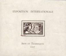 Détail De La Série Exposition Internationale De Paris * Nouvelle Calédonie N° BF 1 - 1937 Exposition Internationale De Paris