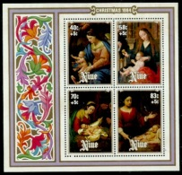 Niue 1984 - Scott 461 (MNH) Christmas Surtax - Niue