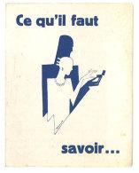 """Livret Publicitaire  """" à L'étoile D'or """", Maison A. Pernot, Horloger, Bijoutier, Orfèvre, Bourg ( Ain ), Signée Kossuth - Publicités"""