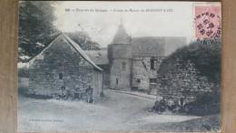 Environs De Quimper. Entrée Du Manoir De Kergoat-ar-lez. Anglaret N ° 109 - Quimper