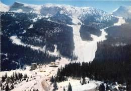 CORRENCON En Vercors Vue Generale Aeienne Des Pistes De Ski   6(scan Recto-verso) MA770 - France