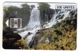 GUINEE REF MV CARDS GUI-11 WATERFALL 2 - Guinea