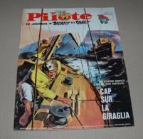 PILOTE 374 De 1966 Rémi Herphelin De Parras + Pilotorama Les Aérotrains - Pilote