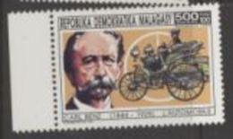 Madagascar Carl BENZ Car Automobile - Beroemde Personen