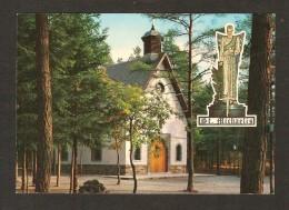 La Chapelle St-Michel  BANNEUX N.D.  ( édit. Bel Art SA - Sprimont