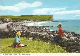R2350 Barna - The Silver Strand / Non Viaggiata - Galway