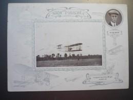 Wilbur Wright L'appareil Des Frères Wright En Plein Vol - Au Bon Marché