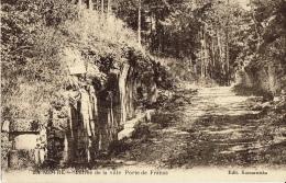 LA MOTHE - Entrée De La Ville Porte De France - Autres Communes