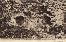 LA MOTHE - Les Remparts - Entrée Des Souterrains Du Bastion Saint-Nicolas - Autres Communes