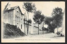 MONTGUYON Grandes Promenades Et Ecoles (Guillier) Chte Mme (17) - Autres Communes