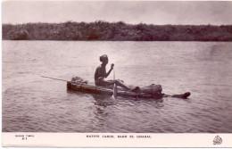 TCHAD / TSCHAD - BAHR EL GHAZAL, Native Canoe - Tschad