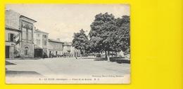 LE PIZOU Place De La Mairie (Marcel Delboy) Dordogne (24) - Other Municipalities