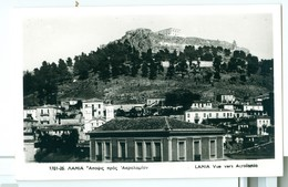 Vintage Greece Lamia View Acrolamia RP Writen But Not Posted - Greenland