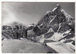 AOSTA - CERVINIA-FURGGEN - M. CERVINO - Aosta